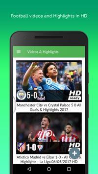 TheScoreKeeper - Football Live apk screenshot