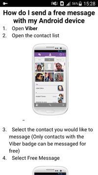 Best Viber Video Calling Guide apk screenshot