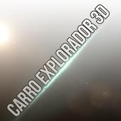 CAR 3D EXPLORER icon
