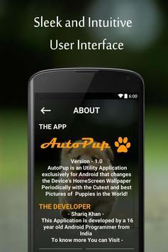 Auto Pup screenshot 3