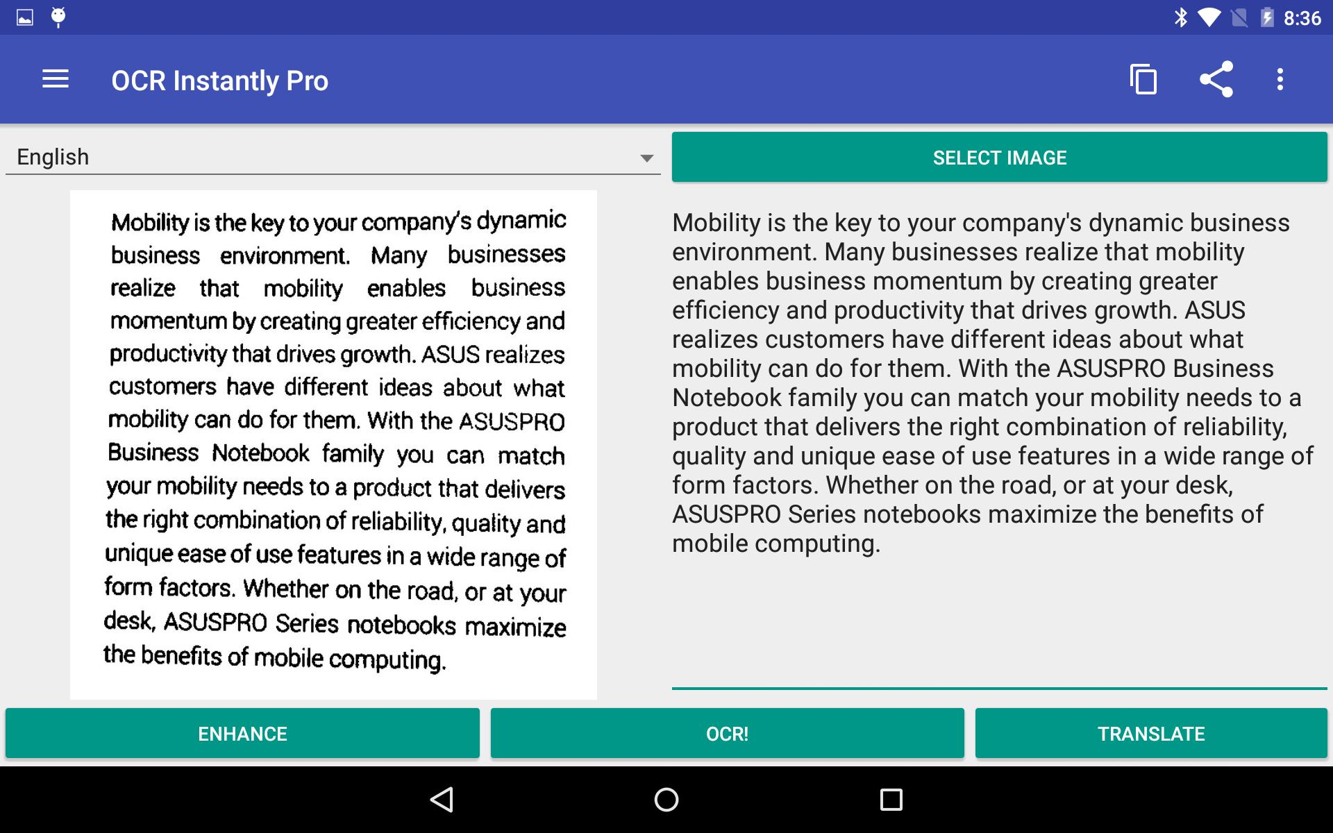 OCR Instantly Free for Android - APK Download