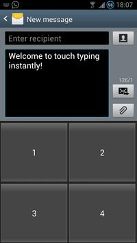 Touch Typing Instantly poster