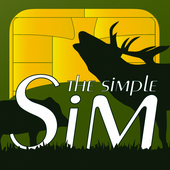 the simple SIM icon
