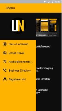 United Business App screenshot 1