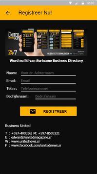 United Business App screenshot 7