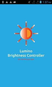 Lumino Brightness Controller poster