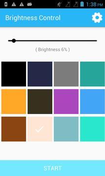 Lumino Brightness Controller apk screenshot