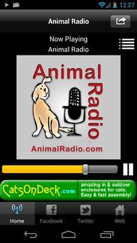 Animal Radio poster