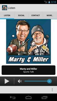 Marty & Miller poster