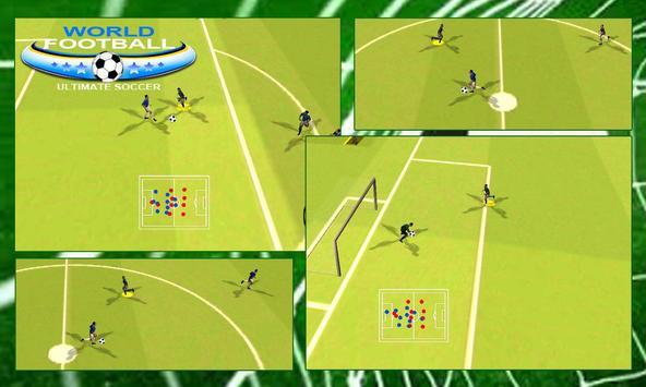 World Football-Ultimate Soccer apk screenshot