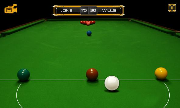 Play Real Snooker poster