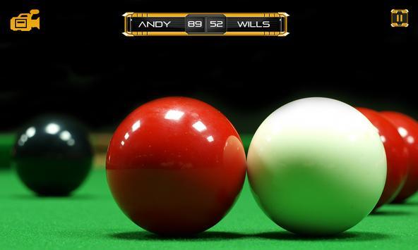 Play Real Snooker apk screenshot