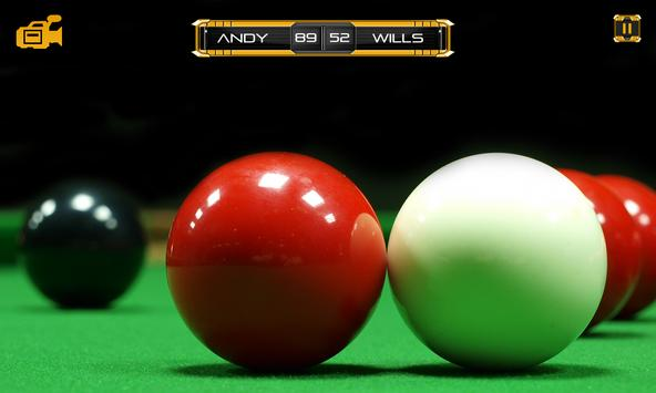 Play Real Snooker apk screenshot
