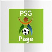 Paris Saint Germain Page icon