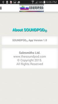 SOUNDPOD apk screenshot