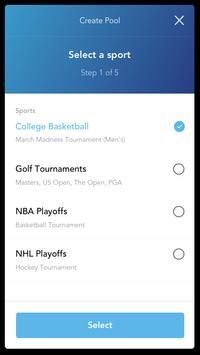 The Sports Pool apk screenshot