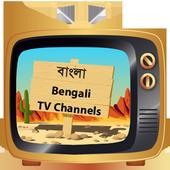 বাংলা টিভি চ্যানেল icon