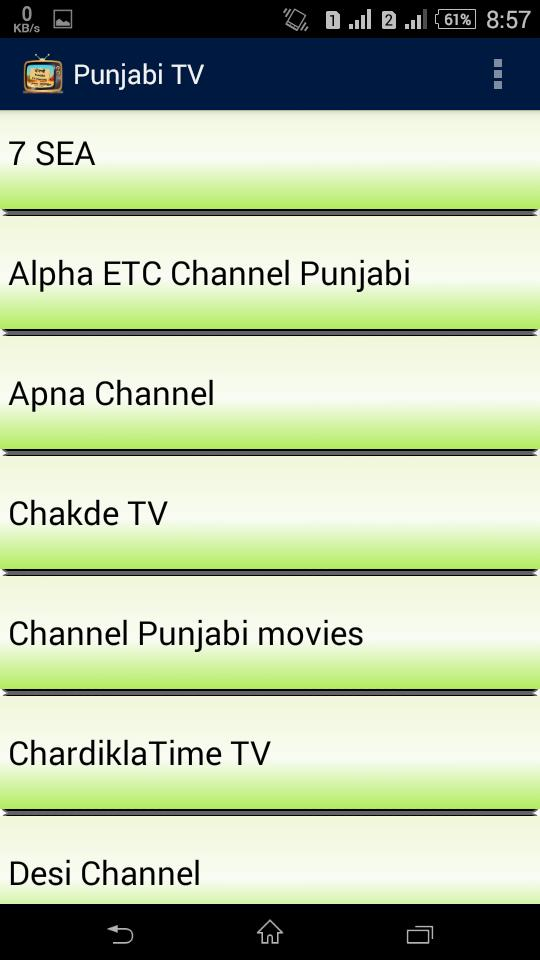 Punjabi TV All Channels for Android - APK Download