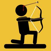 Archer vs Archer Fight icon