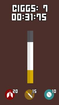 I Need More - Cigarettes poster