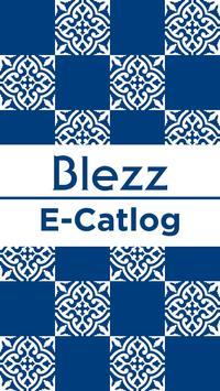 Blezz Tile Catalog poster