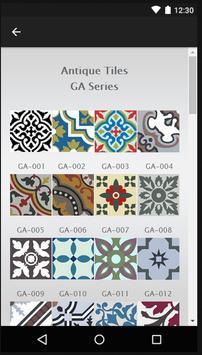 Blezz Tile Catalog screenshot 1