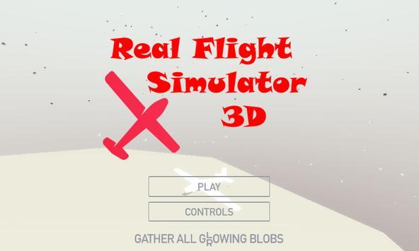 Real Flight 3D Simulator poster