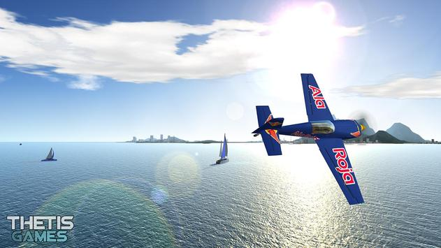 Flight Simulator 2017 FlyWings Free screenshot 2