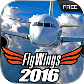 Download Game android Flight Simulator X 2016 Free APK 3d