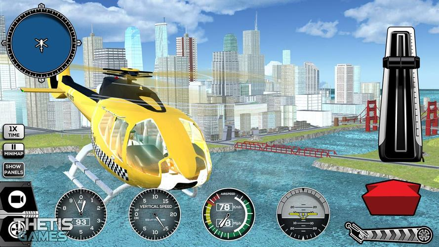 Play simcopter online