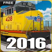 Install free Game android antagonis Train Simulator 2016 Free APK