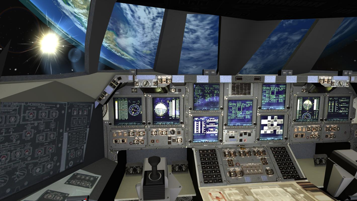Space Shuttle Simulator Free For Android