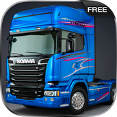 Truck Simulator 2014 Free icon