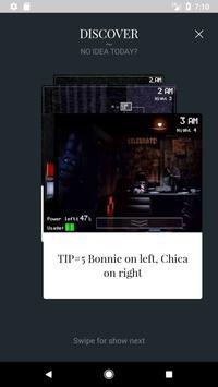 Five Nights at Freddys Tips screenshot 4