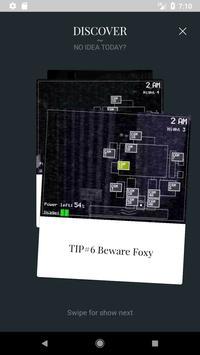 Five Nights at Freddys Tips screenshot 5