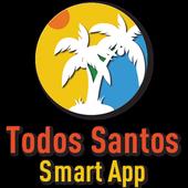 The Todos Santos Smart App-icoon