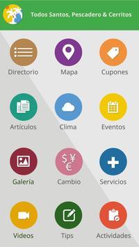 The Todos Santos Smart App screenshot 1