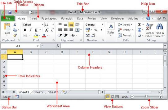 Use Excel 2010 Reference dummy apk screenshot