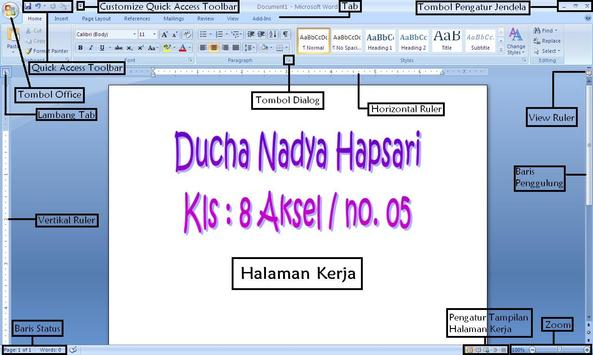 Use MS Word 2007 For Dummy MN screenshot 5