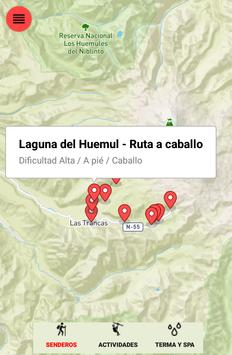 Las Trancas app apk screenshot