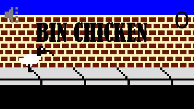 Bin Chicken poster