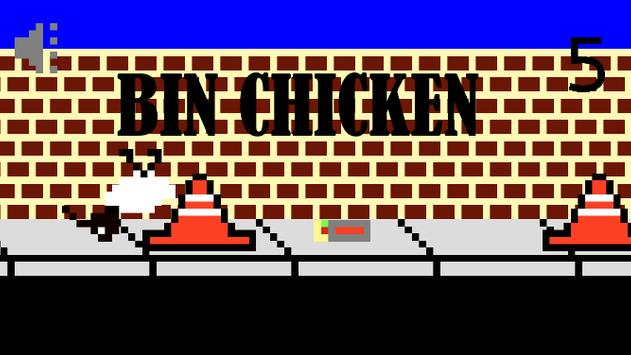 Bin Chicken apk screenshot