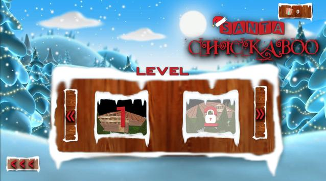 Santa Chickaboo apk screenshot