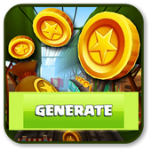 Unlimited Subway Coins Prank icon