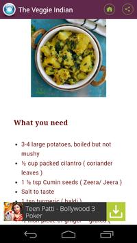 The Veggie Indian screenshot 3