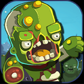 Zombie Rising : Get OUT! icon