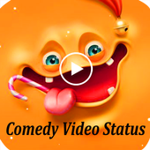 comedy video status icon