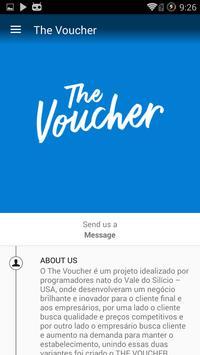 THE VOUCHER apk screenshot