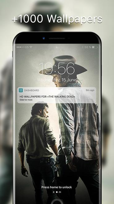 Wallpapers For The Walking Dead Tv Twd Wallpaper Für
