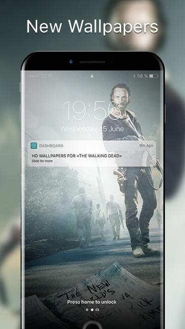 Wallpapers For The Walking Dead Tv Twd Wallpaper For